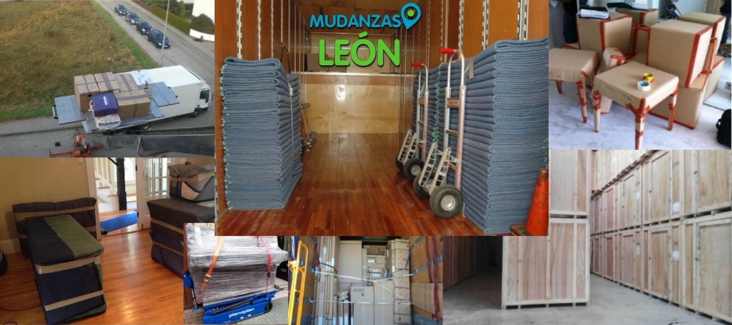 Mudanzas Leon
